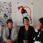 Diskussionsrunde DIY Kultur
